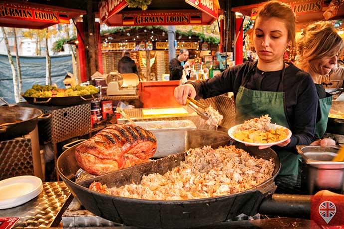 food market natal