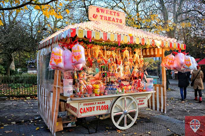 winter wonderland 2014 candy floss
