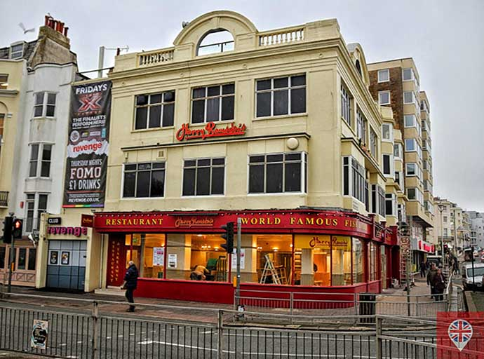 Brighton Harry Ramsden_s