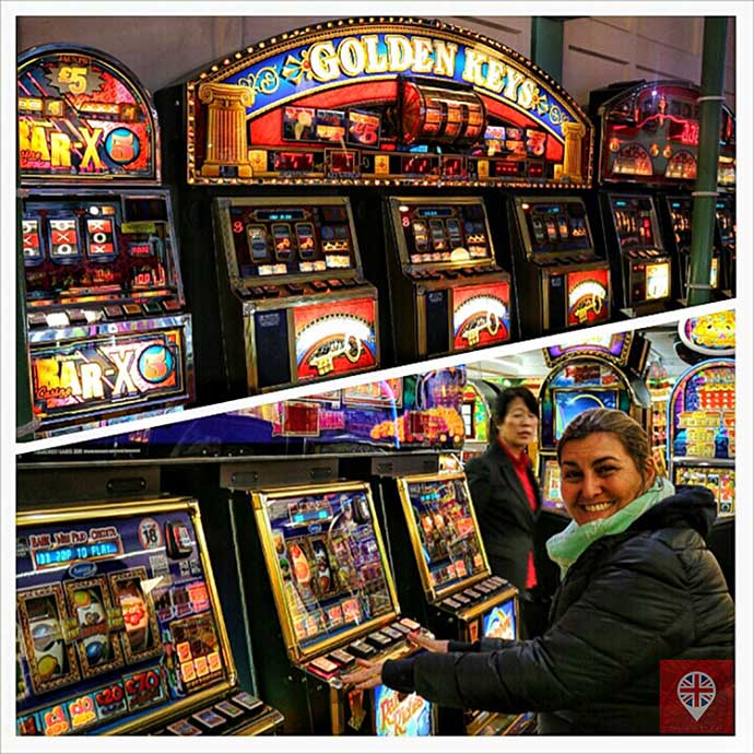 brighton pier slot machines