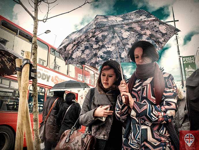 guarda chuva dividido
