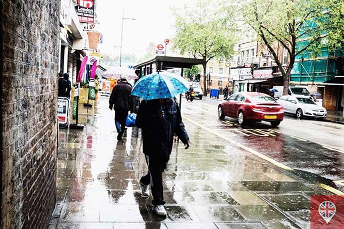 guarda chuva pequeno