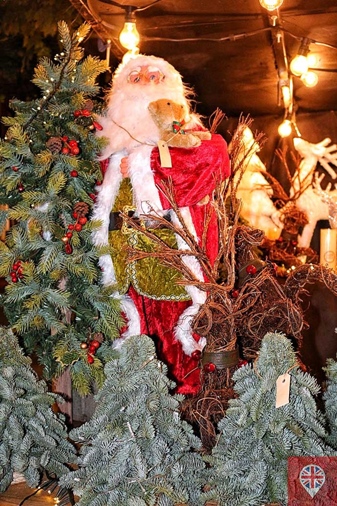 londres luzes natal oxford street enfeites papai noel