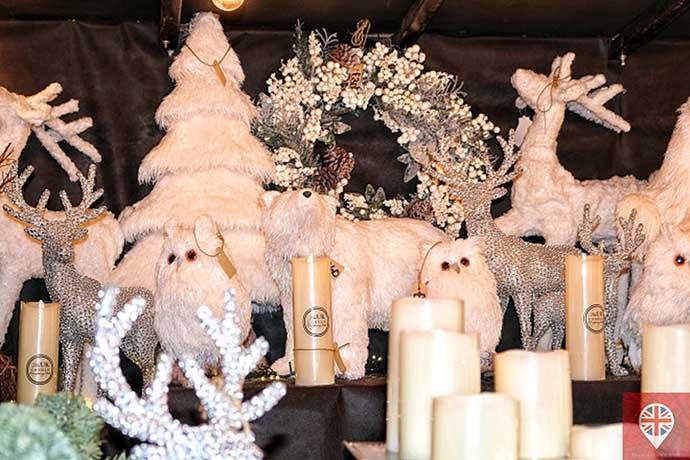 londres luzes natal oxford street enfeites