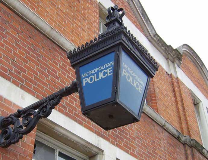londres seguranca policia