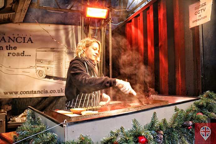shoreditch high street food village constancia cozinha