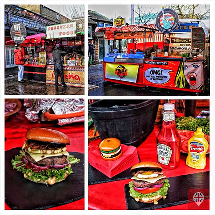 Global Kitchen Hamburguer photogrid