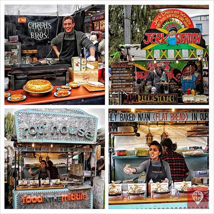 Global Kitchen vendedores photogrid