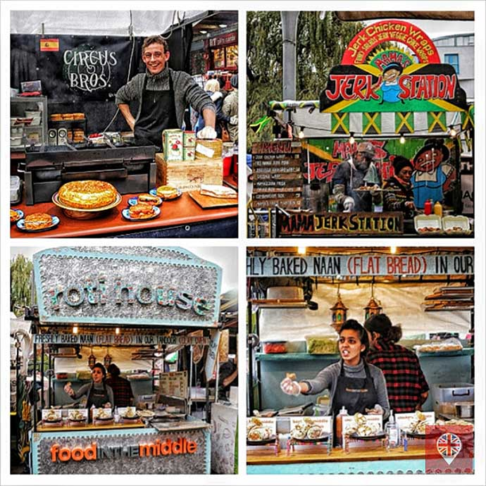 Global Kitchen vendedores photogrid