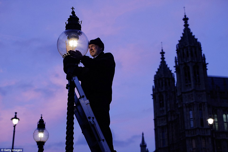 Os Acendedores De Lampi 245 Es Londres Pra Voc 234 Guia