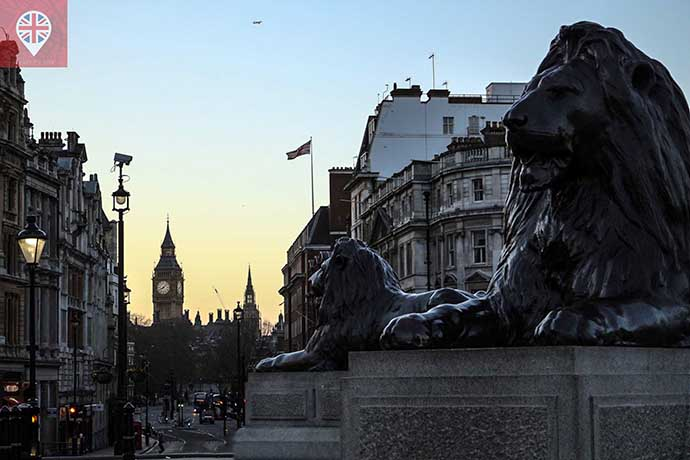 trafalgar-square-lions-big-ben