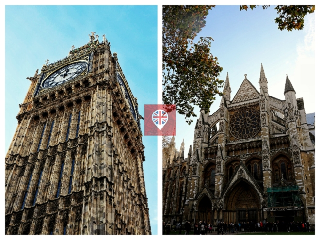 Big Ben e Abadia de Westminster