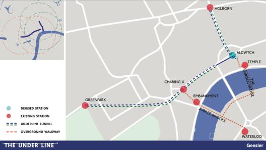 tubeline map