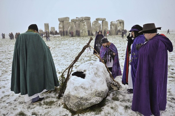 Foto Stonehenge Tours website
