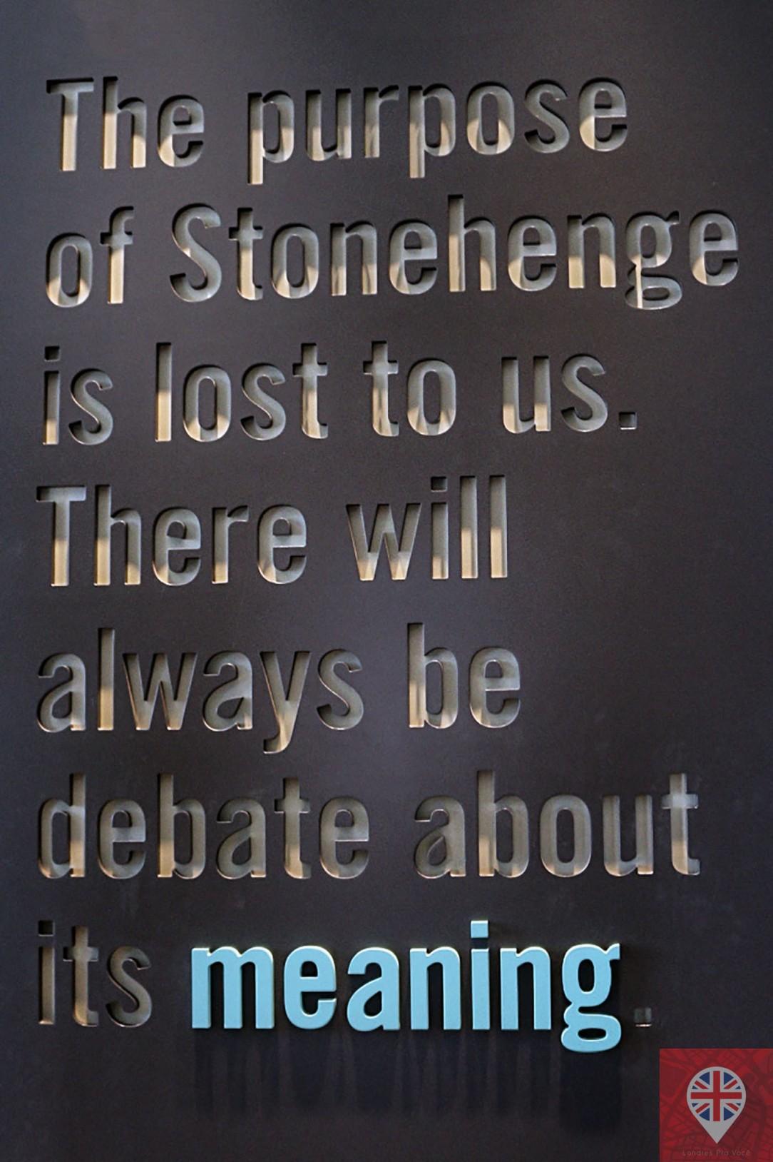 stonehenge-purpose