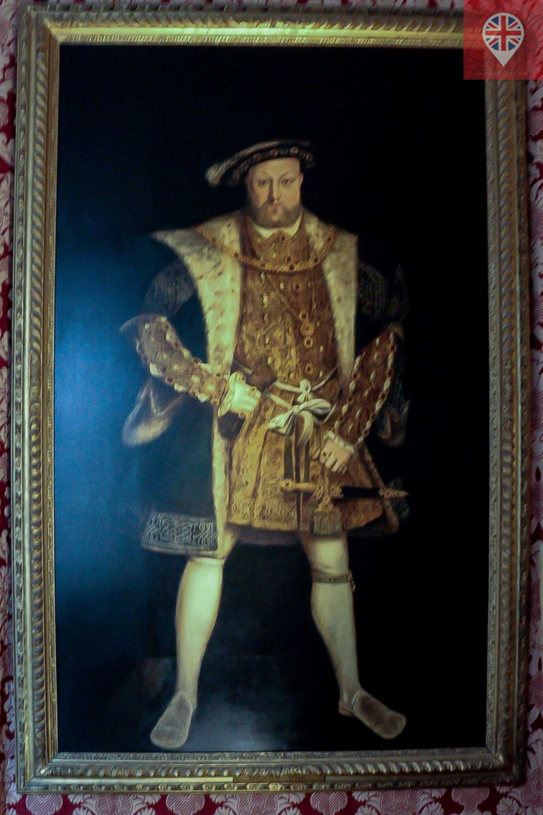 Hampton Court henrique viii