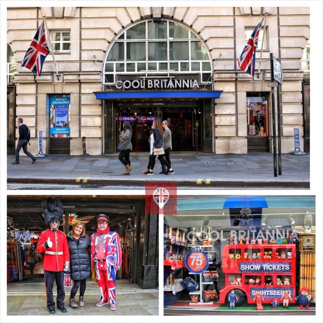 O que não falta em Piccadilly Circus é loja de souvenirs, mas esta é a mais famosa!