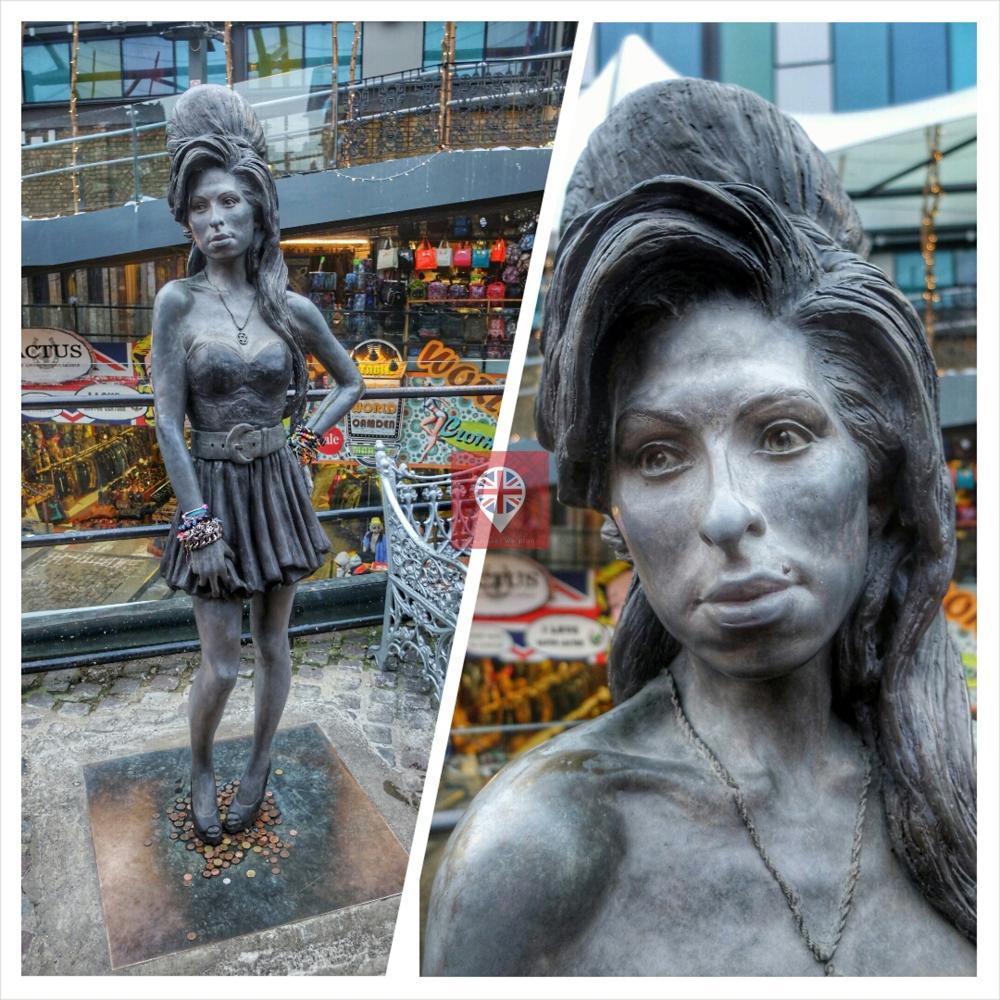 Amy statue