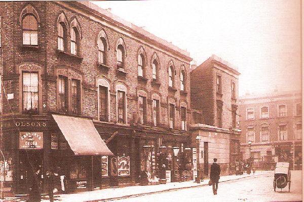 Golborne Road - 1906