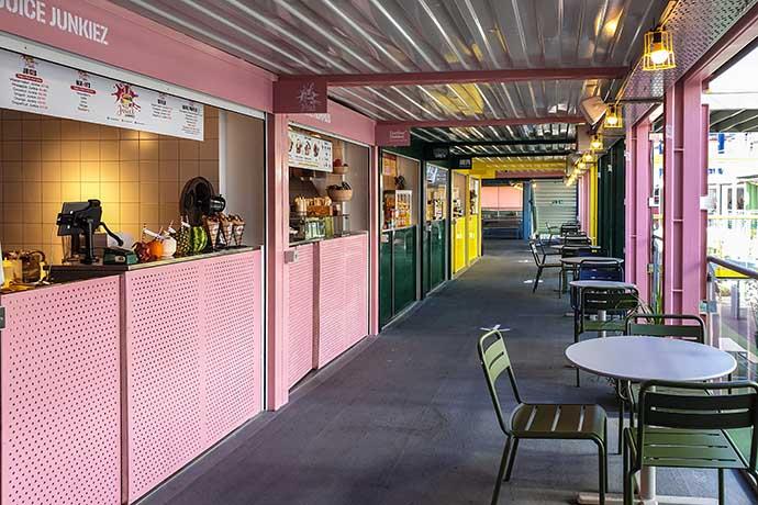 Buck Street Market pink