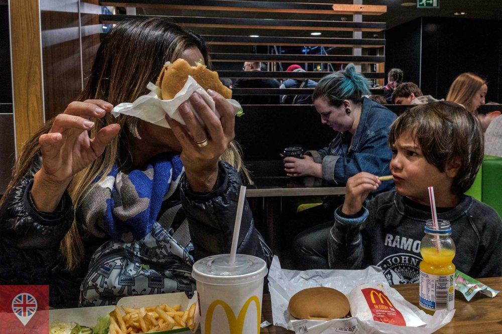 onde-comer-londres-criancas-fast-food