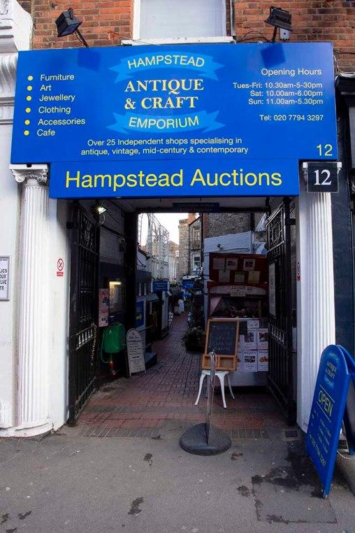 hampstead-antique-market entrance