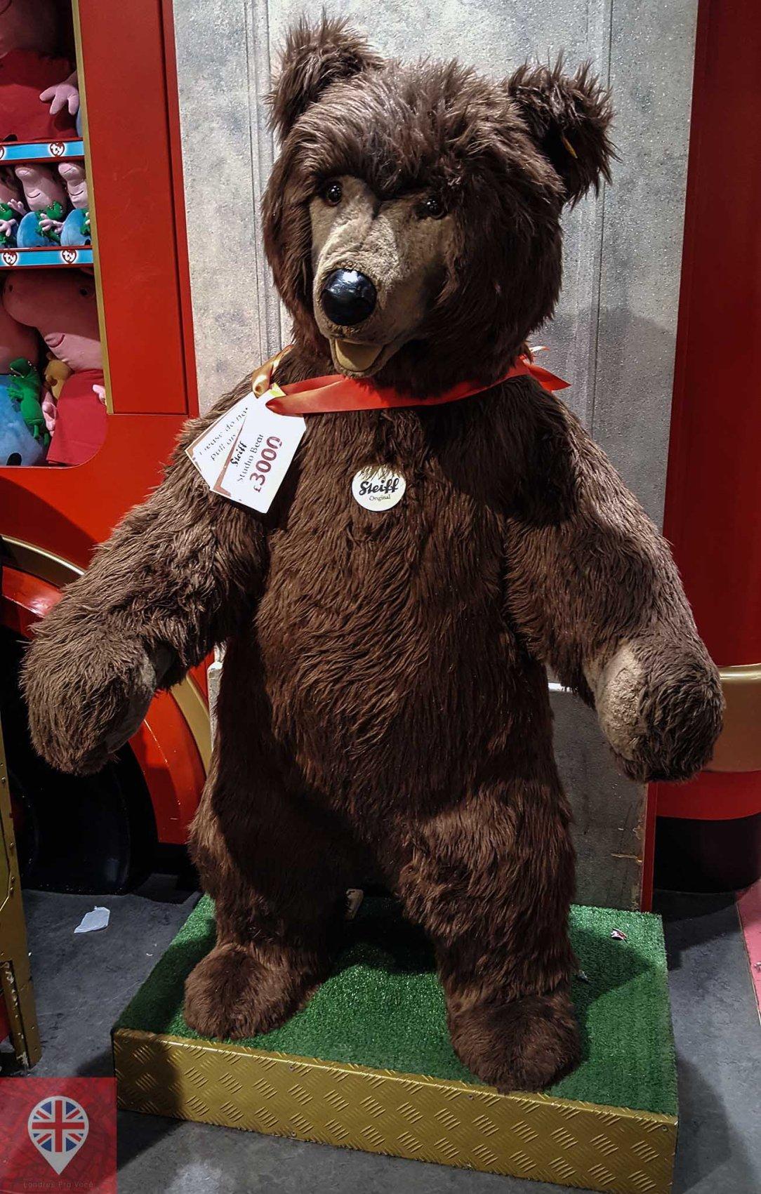 Hamleys bear