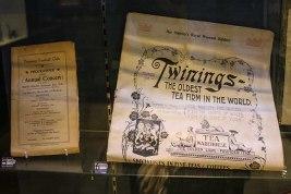 Twinings logo document