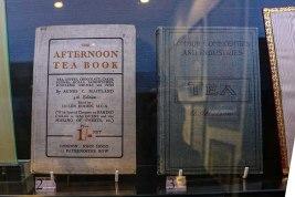 Twinings museum books