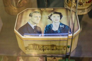 Twinings museum queen box