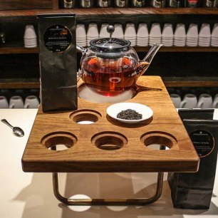 Twinings tea pot