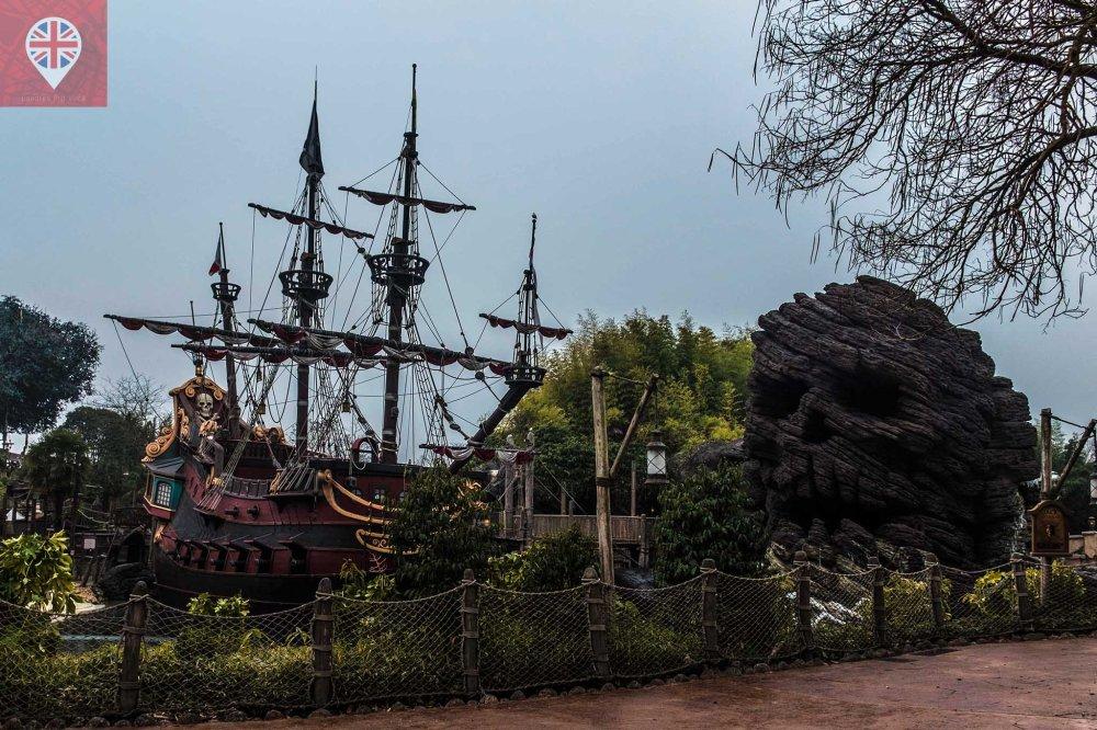 Disneyland Paris adventure isle
