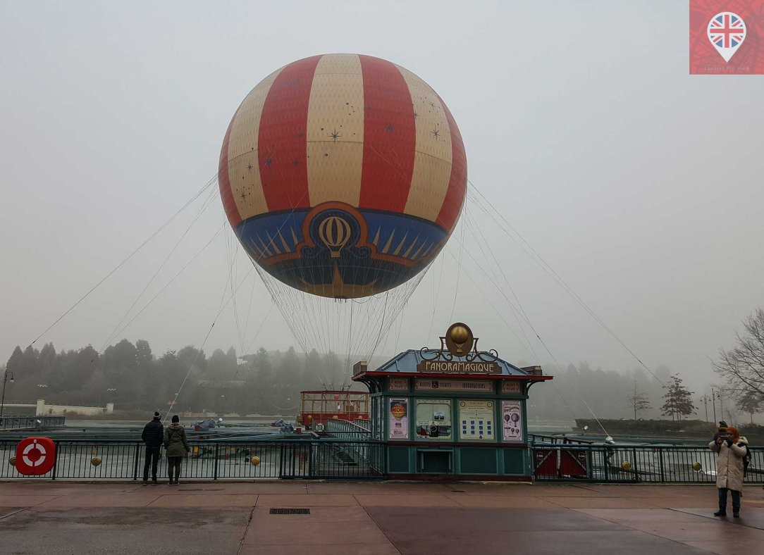 Disneyland Paris balloon