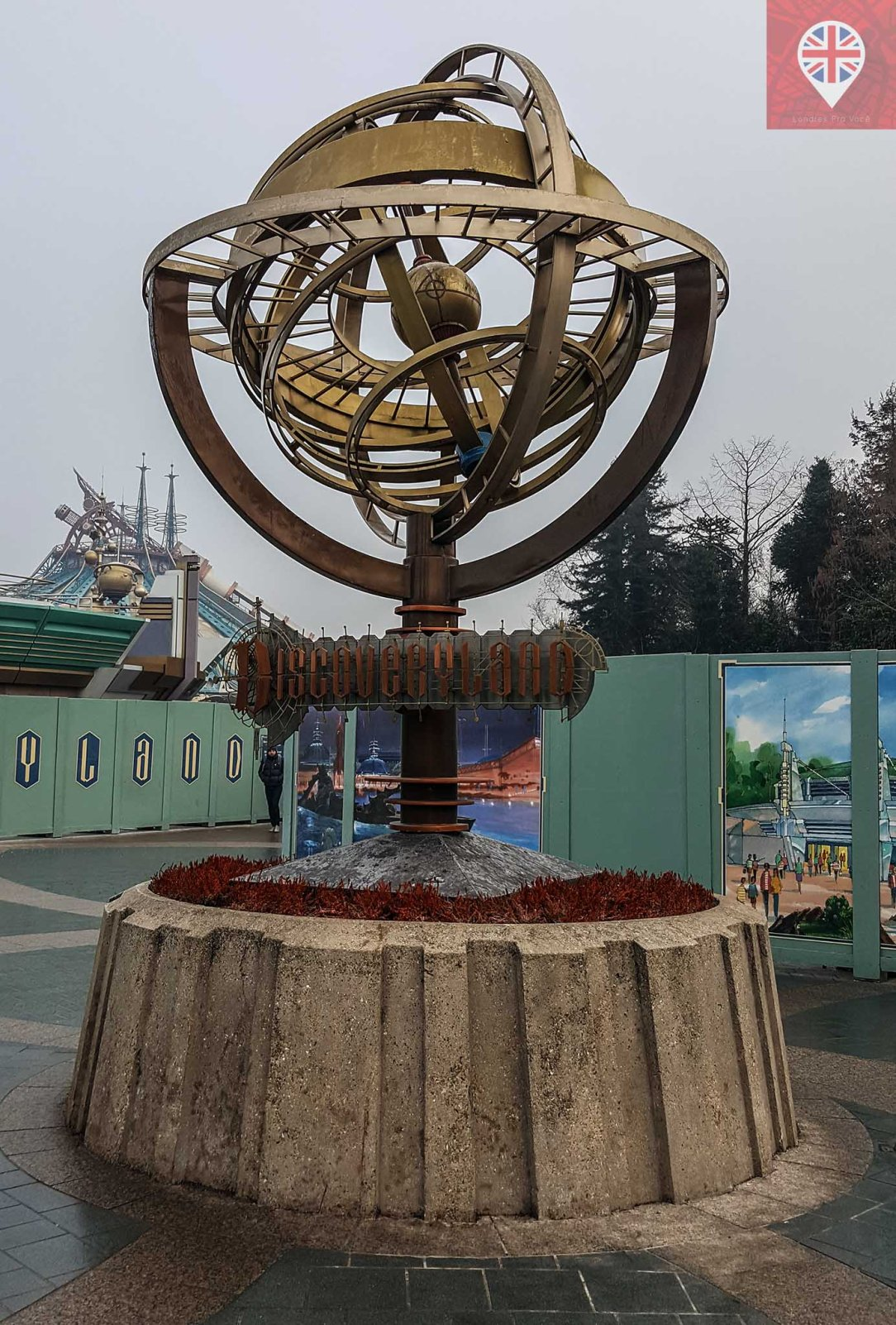 Disneyland Paris Discoveryland