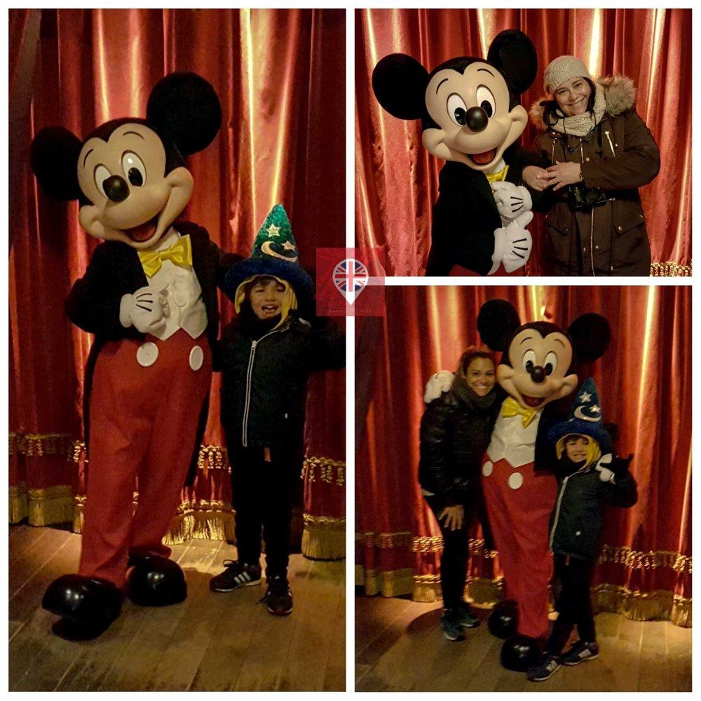 Disneyland Paris Mickey