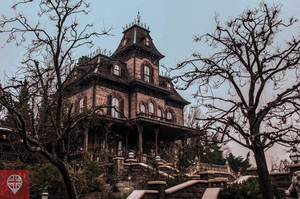 Disneyland Paris Phanton Manor