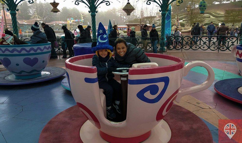 Disneyland Paris xicara