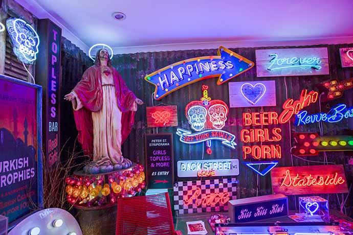 GOJ altar