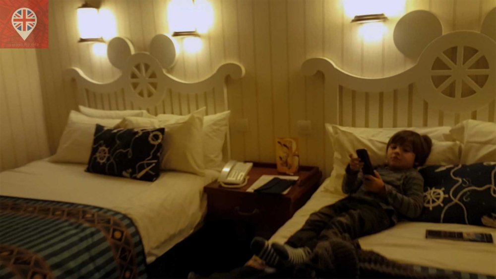 Hotel Newport Bay Club quarto
