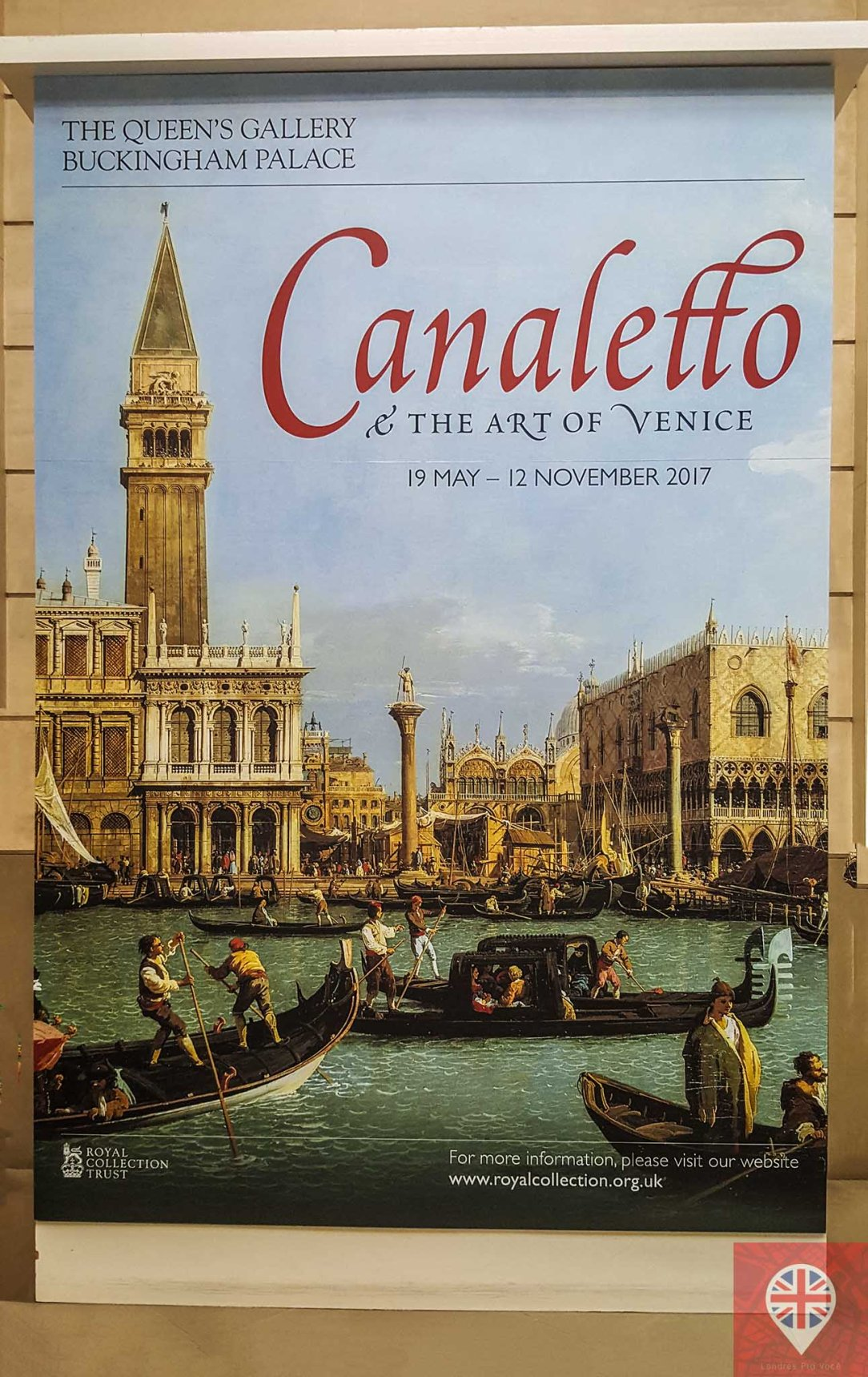 Canaletto cartaz