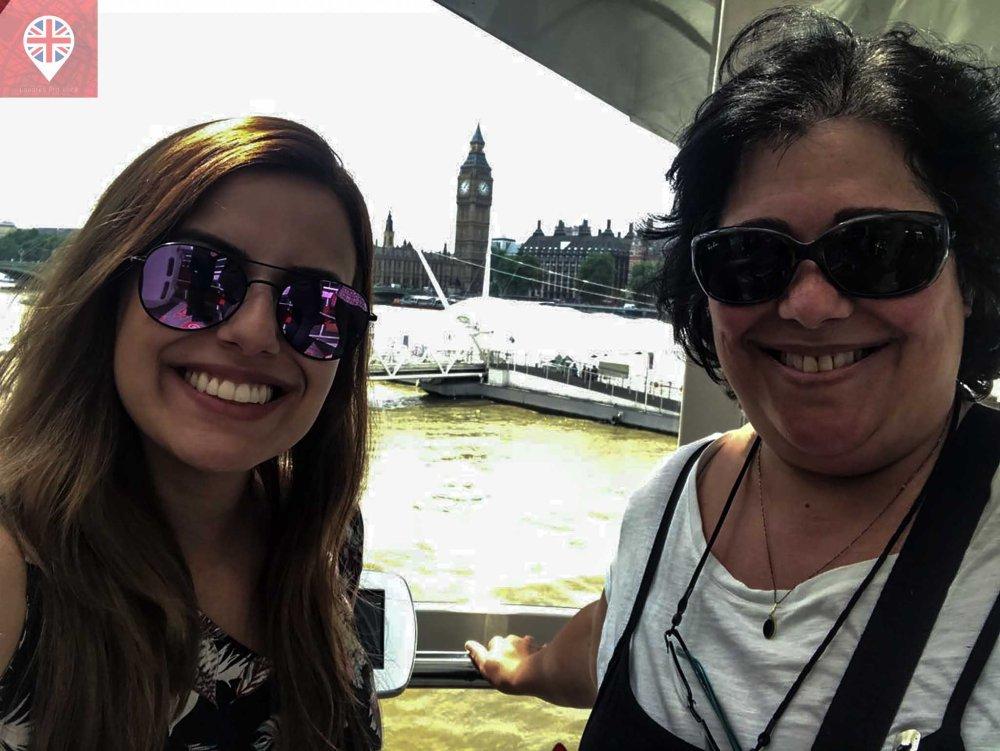 London Eye Thais