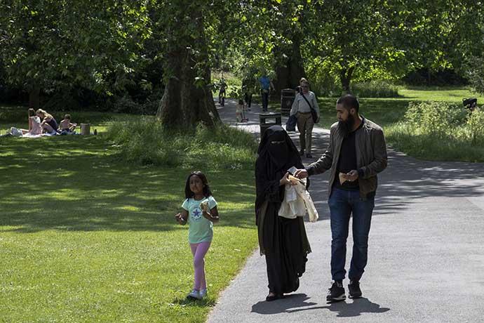 Regents Park muslims