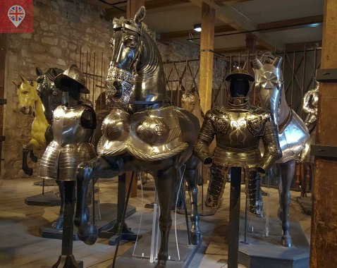 Tower of London armour 2