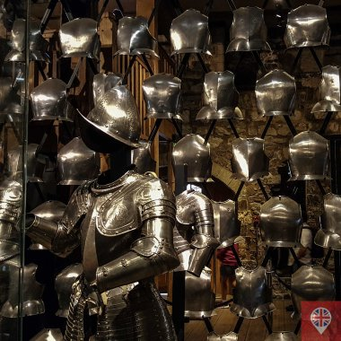 Tower of London armour