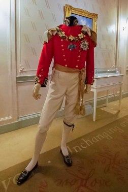 kensington palace Albert uniform