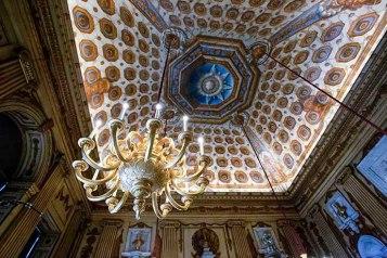 kensington palace detalhe do teto