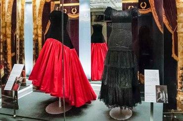 Murray Arbeid, 'Flamenco' dress e Victor Edelstein