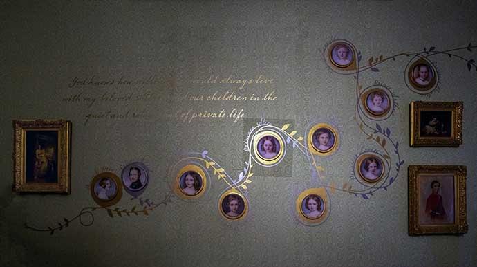 kensington palace victoria family tree