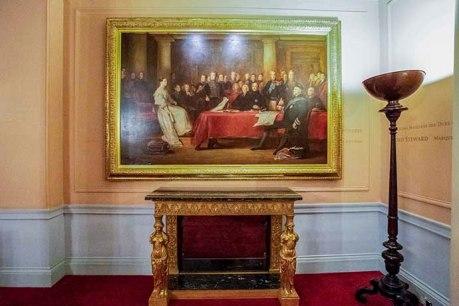 kensington palace victoria painting council