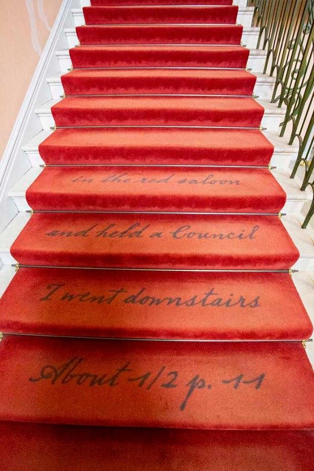 kensington palace victoria stairs